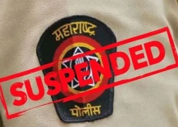 Pune Police   Pune policeman suspended.