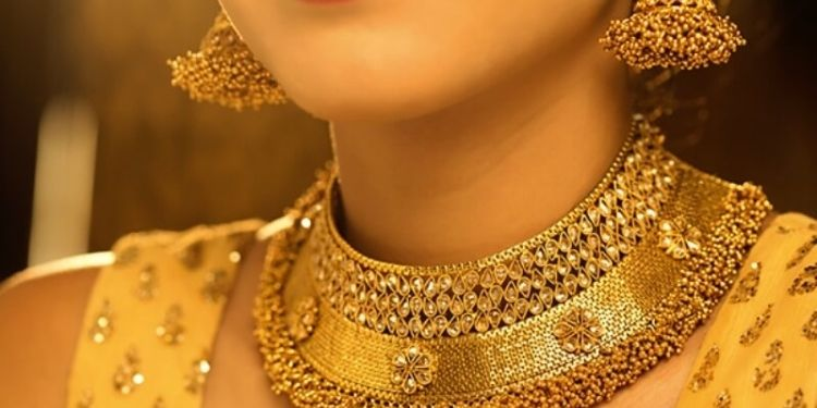 Gold Price Update   gold silver jewelry price rate update 20th september know latest rate indian sarafa market.