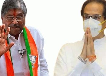 Chandrakant Patil   '... then Shiv Sena would have got only 5 seats in the assembly