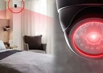 Pune Crime | Suspicious of wife's character in Pune, husband puts camera in bedroom; Shocking information came to the fore.