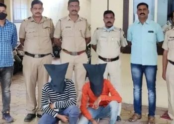 Pune Crime | Two persons who stole copper wire from MSEB's DP were arrested and 101 kg of copper was seized