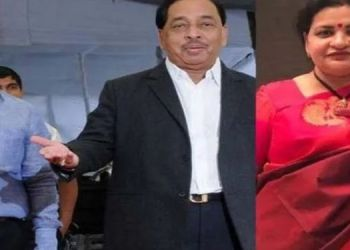 pune police pune police cancels lookout notice on neelam rane and nitesh rane