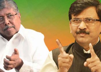 Sanjay Raut | sanjay raut issues legal notice to chandrakant patil warns action if he does not apologize