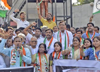Pune News | PM Modi - HM Shah worked to end democracy in the country, NCP's 'attack' on central government