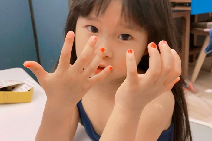 [啾團] Belle Journée美好的一天 無毒水性可剝指甲油滿足小公主們心中的夢幻指甲(連懷孕孕媽咪都可以安心使用)