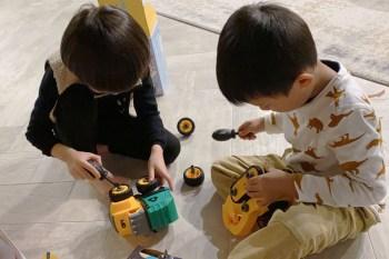 [啾團] MQ SMART積木車-玩不膩!還可以訓練手部小肌肉每個來的小孩都想帶走的神奇玩具