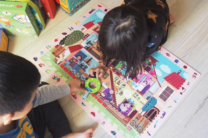 [啾團] MiDeer益智玩具(拼圖)從小訓練視覺專注力/耐心/獨立思考邏輯能力的好玩具
