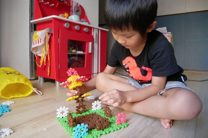 [啾團] WOOHOO心心積木-玩出好點子及3D立體空間概念.榮獲美國堤利威格玩具兒童金頭腦獎的年度最佳玩具獎