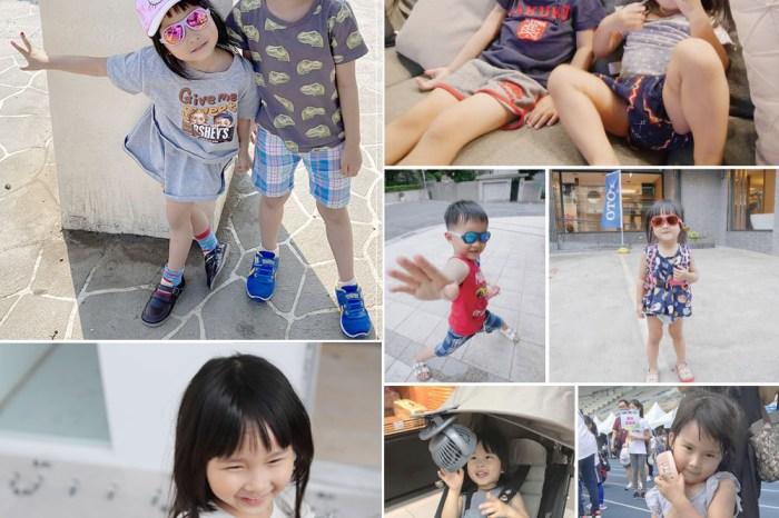 [啾團] 抗陽對策!日本製Connect M抗UV遮陽帽+瑞士Shadez親子太陽眼鏡/抗藍光眼鏡,大小朋友們跟紫外線及3C藍光對抗了!(加開AIRMATE 艾美特 USB手持小風扇)