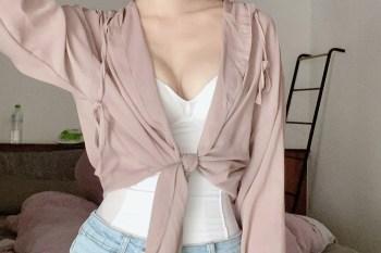 [穿搭] 夏天穿塑身衣也要穿的舒服!塑身衣結合內衣的超強搭配THECURVE-Bra Top 極速美型塑身衣