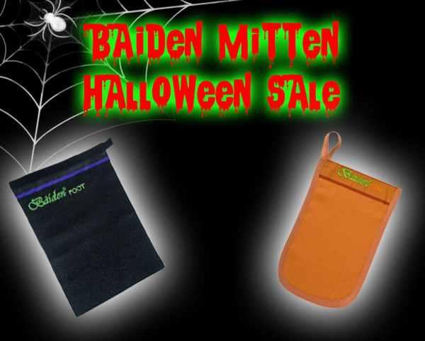 Baiden Mitten Halloween Sale