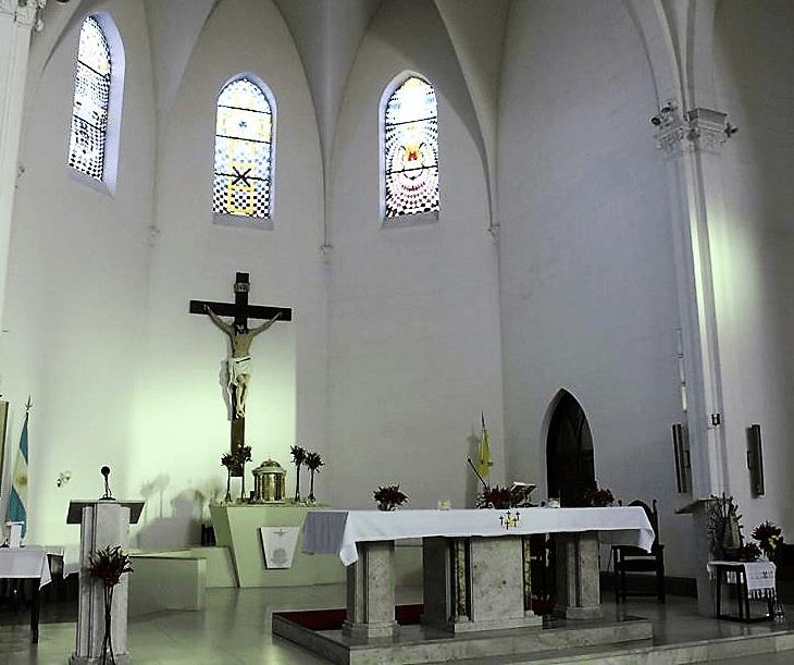 altar palotinos