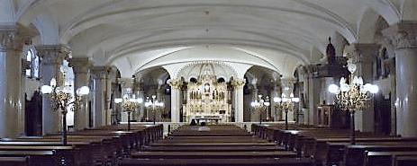 La Cripta que esconde una joya inadvertida