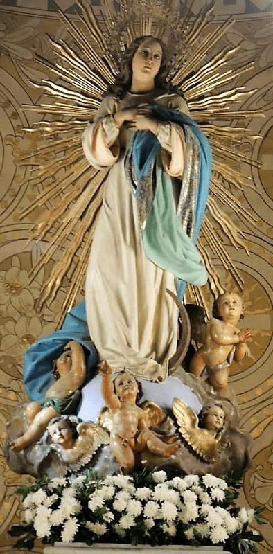la inmaculada concepcion turismo religioso