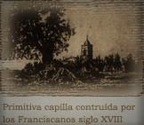 primitiva capilla franciscana