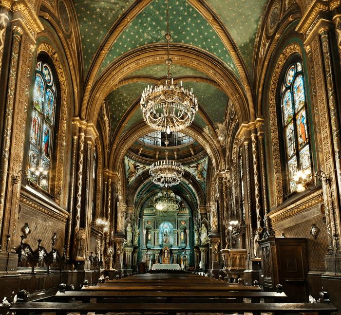 Complejo Histórico Santa Felicitas iglesia