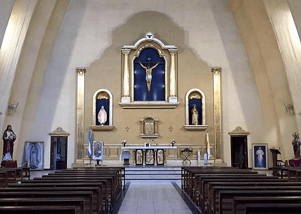 altar santa maria betania