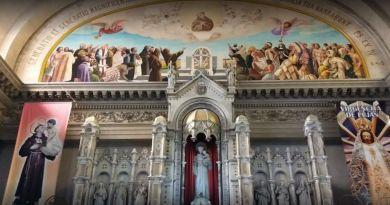 El Santuario Antoniano de Buenos Aires