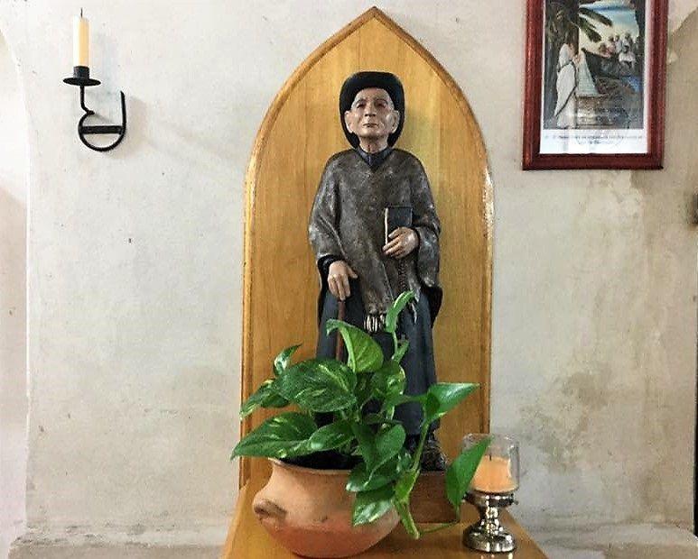 santo Cura Brochero Parroquia San Miguel - Parque Patricios