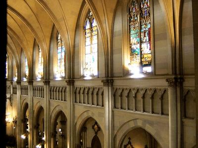vitrales laterales san agustin