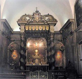 Capilla Catedral Metropolitana