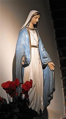 Medalla Milagrosa San Pablo Apostol