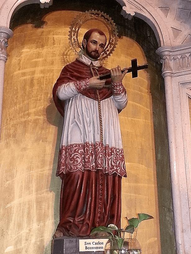 Altar_de_san_Carlos_Borromeo San Carlos