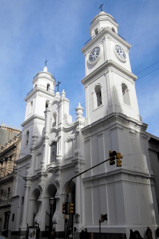 ba iglesias. san ignacio