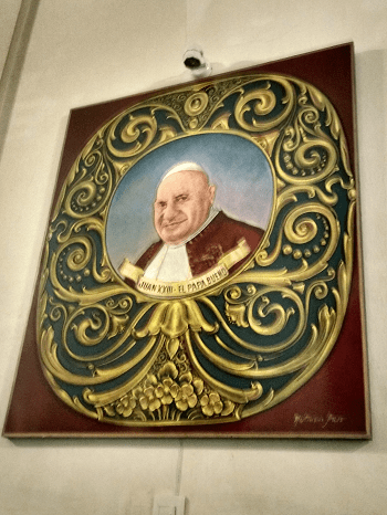 Juan XXII señora de belén