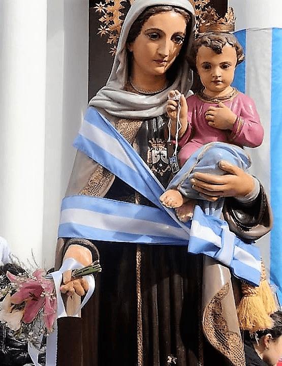 Nuestra Sra del Carmen procesion