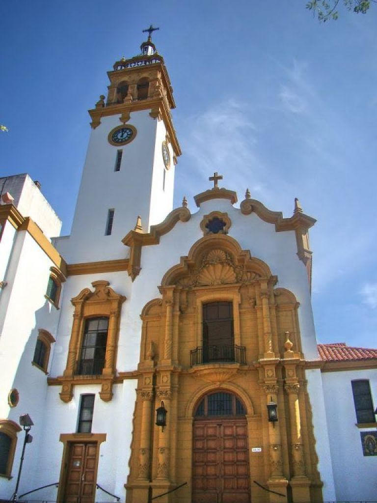 San Isidro Labrador Frontis