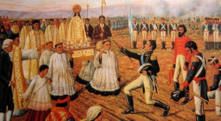 Manuel Belgrano y los templos de Buenos Aires
