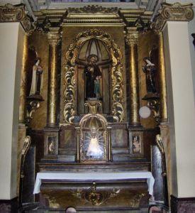 retablo san vicente de paul Señora del perpetuo socorro