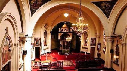 interior san gregorio