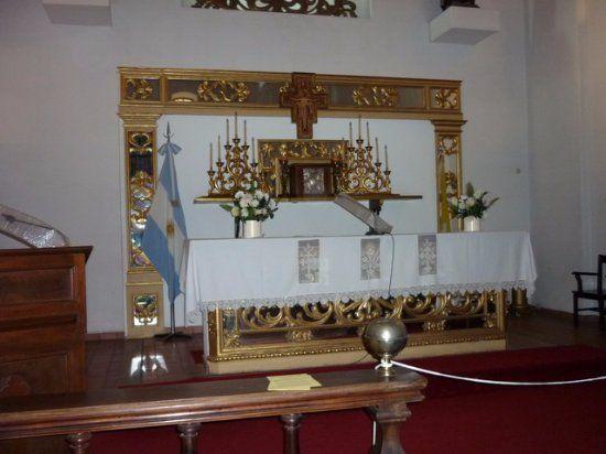 Los retablos menores y las cofradías coloniales