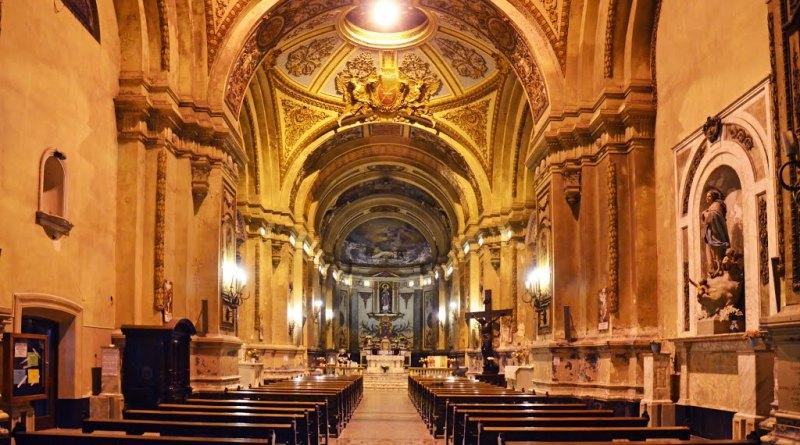 santa lucia nave central