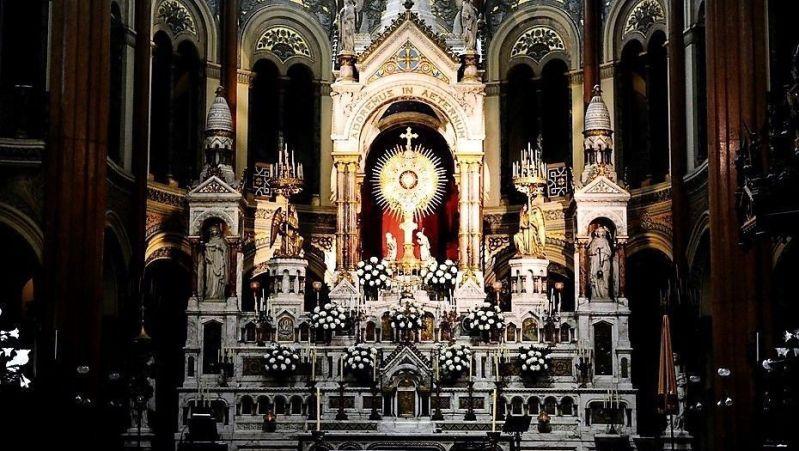 padres sacramentarios