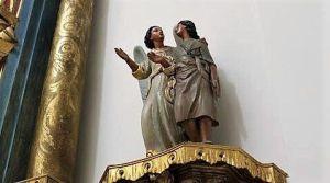 San Rafael Arcángel en San Ignacio