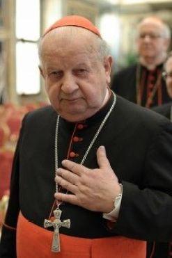 Stanislaw Dziwisz - Carmelo Santa Teresa de Jesús