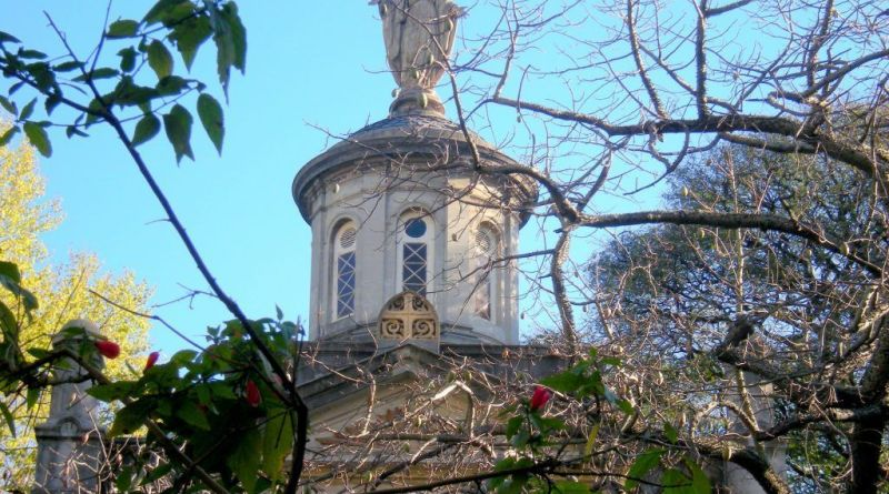 cúpula hospital Rivadavia