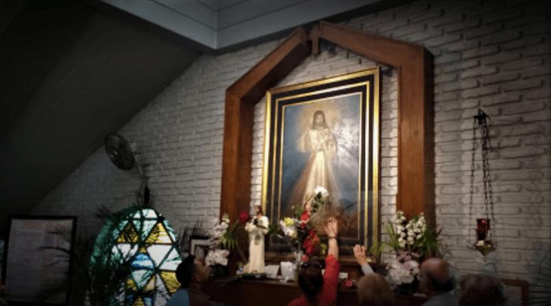 divina misericorida santuario jesus misericordioso