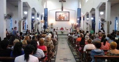 parroquia Cristo Obrero y San Blas