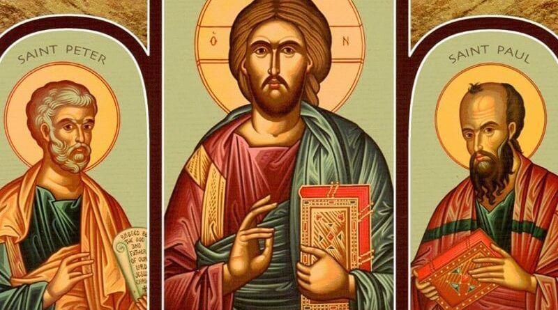 29 de junio fiesta de San Pedro y San Pablo
