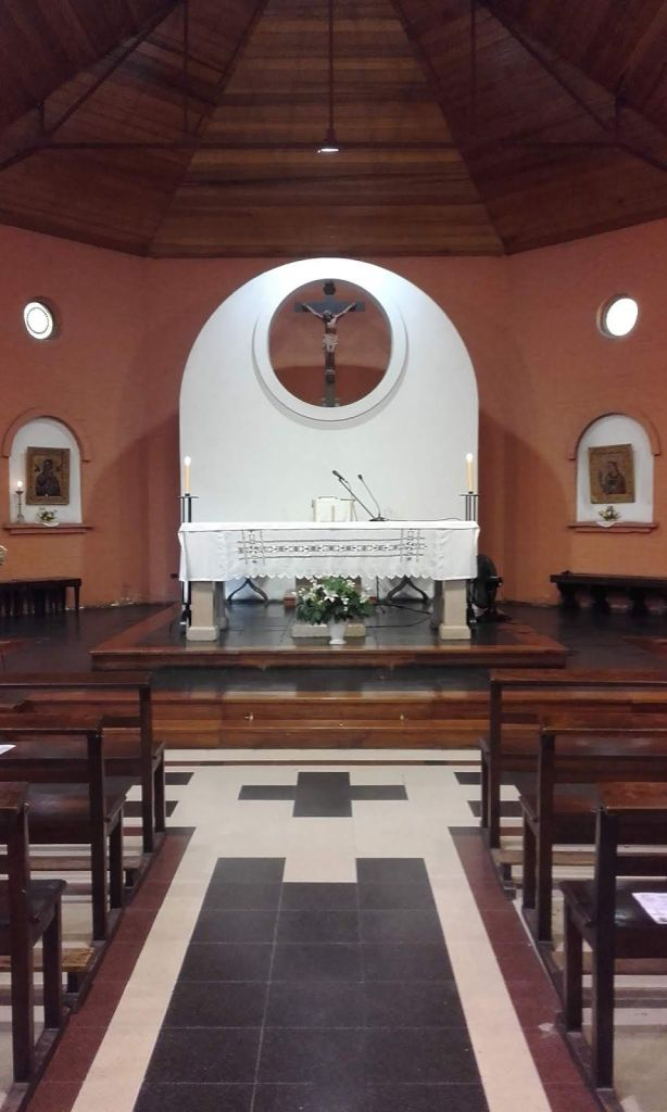 san lorenzo altar
