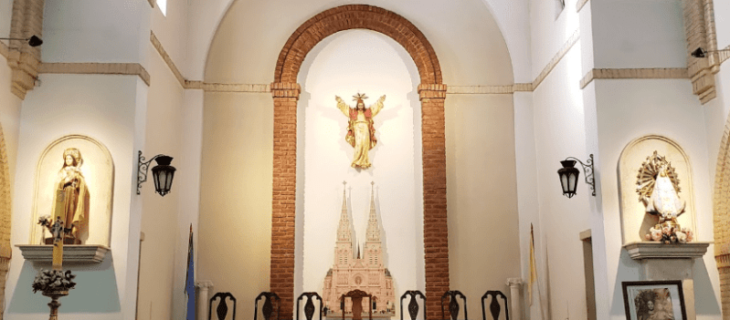 Nuestra Señora de Lujan de los Patriotas