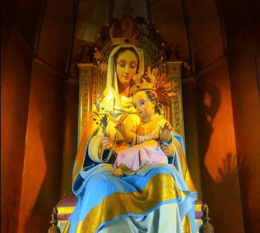 Nuestra Señora de la Paz en Lomas de Zamora