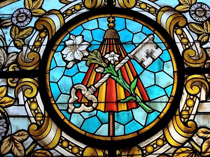 escudo-basilical-san-jose-de-flores