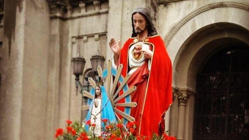 Peregrinación a la Basílica Sagrado Corazón