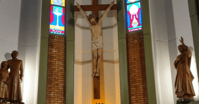Altar de la Catedral de Avellaneda