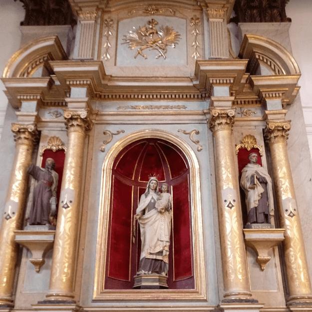 altar ns del carmen